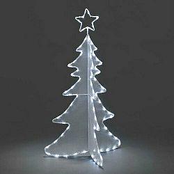 3D vianočný stromček 120 cm, 80 LED