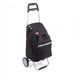 Aldo Nákupná taška na kolieskach Cargo, čierna