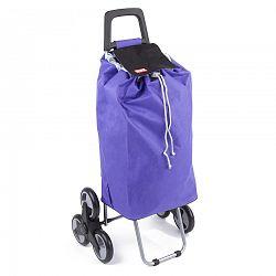 Aldo Nákupná taška na kolieskach Madrid, fialová