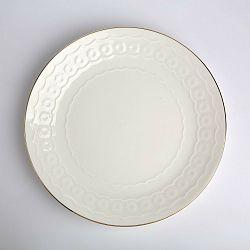 Altom Dezertný tanier Laura goldline, 20 cm