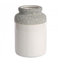 Altom Porcelánová váza Granit, 10 x 15 cm