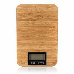 Banquet Digitálna kuchynská váha Bamboo 5 kg