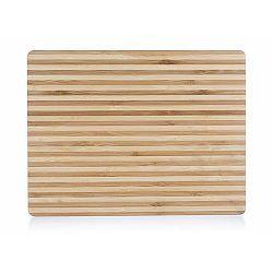 Banquet Doštička krájanie drevená Brillante Bamboo 33 x 25 x 2 cm