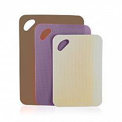 BANQUET Sada protiskluzových prkének CULINARIA, 3 ks, mix barev