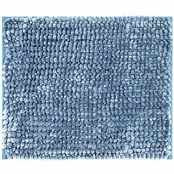 Bo-ma Kúpeľňová predložka Ella micro modrá, 40 x 50 cm