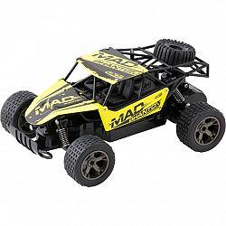 Buddy Toys BRC 20.421 Auto na diaľkové ovládanie RC Bulan, žltá
