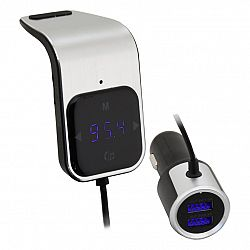 Compass Hands free FM transmitter do mriežky