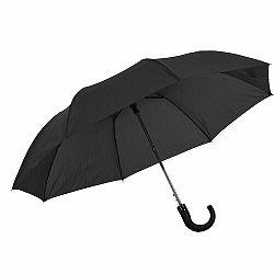 Dáždnik čierna, 52 cm