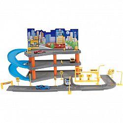 Detský hrací set Big garage, 62 x 31 x 33 cm