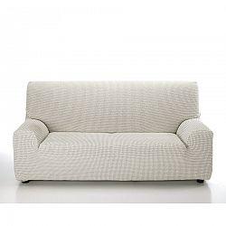 Forbyt Multielastický poťah na sedaciu súpravu Sada ecru, 240 - 270 cm