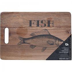 Krájacia doštička na rybu, 36 x 24 x 1,5 cm