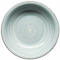 Mäser Keramický hlboký tanier Bel Tempo 21,5 cm, sv. modrá