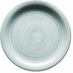 Mäser Keramický plytký tanier Bel Tempo 27 cm, sv. modrá
