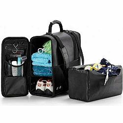 Modom Cestovná športová taška čierna, 40 x 46 x 19,5 cm, OD13
