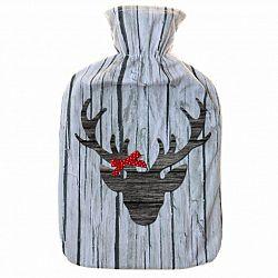 Modom Termofľaša s fleecovým obalom Reindeer head, 2 l