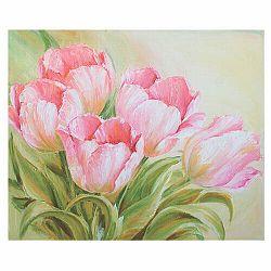 Obraz na plátne Romantic, 56 x 46 x 2 cm