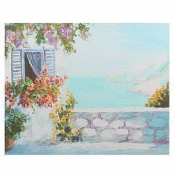 Obraz na plátne Sea house
