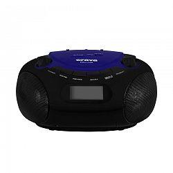 Orava RSU-04 B multimediálny prenosný USB/SD prehrávač s rádiom