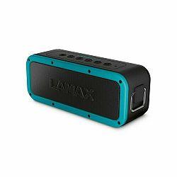 Prenosný reproduktor LAMAX Storm1 čierny/tyrkysový