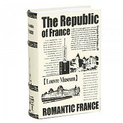 Richter Bezpečnostná schránka The Republic of France