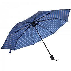 Skladací dáždnik modrá, 52,5 cm