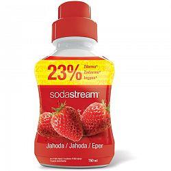 SodaStream Sirup Jahoda 750 ml veľký