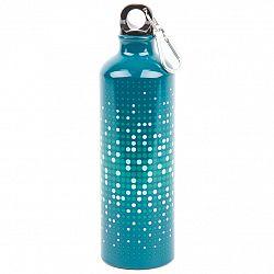 Športová hliníková fľaša 750 ml, zelená