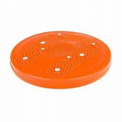 SPORTWELL Rotačný disk s magnetom, priemer 25,5cm