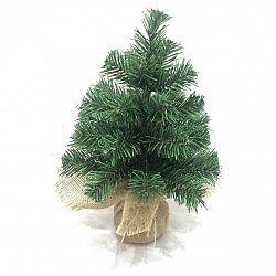 Stromček v jute Tiga, 30 cm