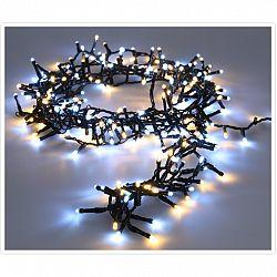 Svetelná vianočná reťaz Twinkle studená a teplá biela 560 LED
