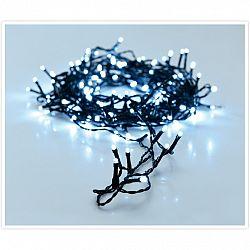 Svetelná vianočná reťaz Twinkle studená biela, 120 LED