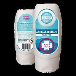 Topvet Antibakteriálny gél na ruky Divoká čerešňa 50ml