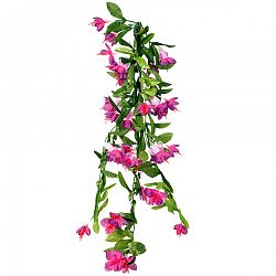 Umelá Fuchsia fialová, 60 cm