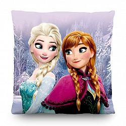 Vankúšik Frozen, 40 x 40 cm