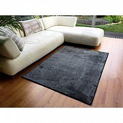 Vopi Kusový koberec Apollo soft antracit, 140 x 200 cm