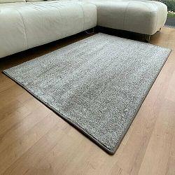 Vopi Kusový koberec Capri taupe, 80 x 150 cm