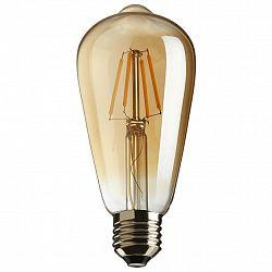 Dekoračná Žiarovka C80324mm, E27, 6 Watt