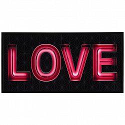 Obraz Led Love