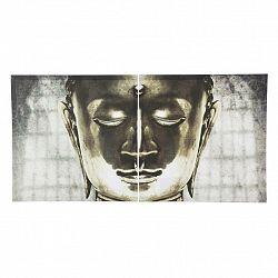 Obraz S Klínovým Rámom Buddha