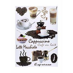 Ozdobné Nálepky Kaffee