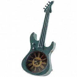 Stolové Hodiny Gitarre Ii
